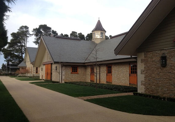 Natural Roofing Slate – Church 2