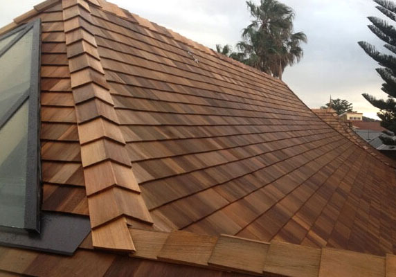 Natural Roofing Slate – Small House