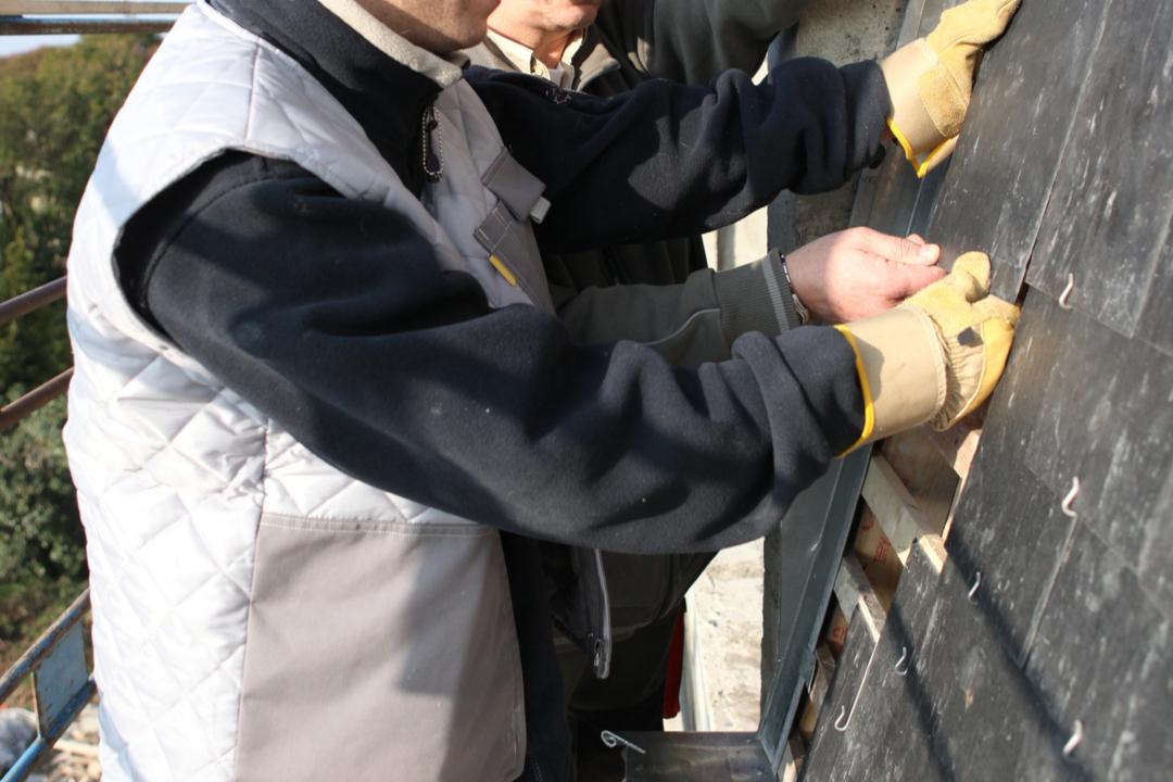 Slate Roof Repairs Sydney